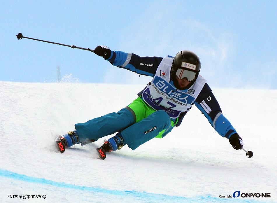 柏木 義之 第54回全日本スキー技術選手権大会