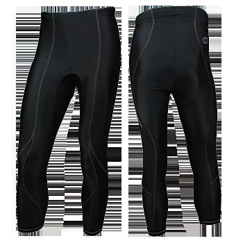【しなやかなストレッチ素材で快適な着用感を実現したエントリータイツ】 ストレッチ性のある吸汗速乾素材を採用し、汗をかいても快適なコンディションをキープしてくれます。ペダリング時の膝周りのサポートを考慮した7分丈設計。足口には伸縮性のある滑り止めゴムを使用し、無駄な締め付けを抑えてくれる滑り止めゴムを採用。パッドは表面の素材を使い分けソフトな肌触り仕様で、クッションは柔軟性を重視した、立体裁断による3D PADのSOFT PADを採用。