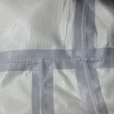水の浸入を防ぐ加工を全ての縫製部分に施しています。