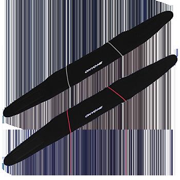ブラック×グレー(009×002)、ブラック×ピンク(009×950)