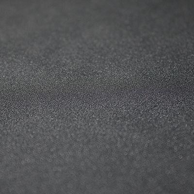 高密度ニット素材で多少の防風性があります。