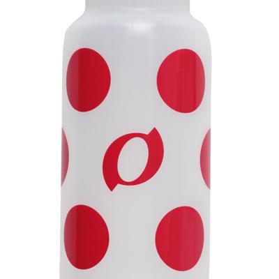 ボトル内のドリンク量が一目で分かるデザイン。