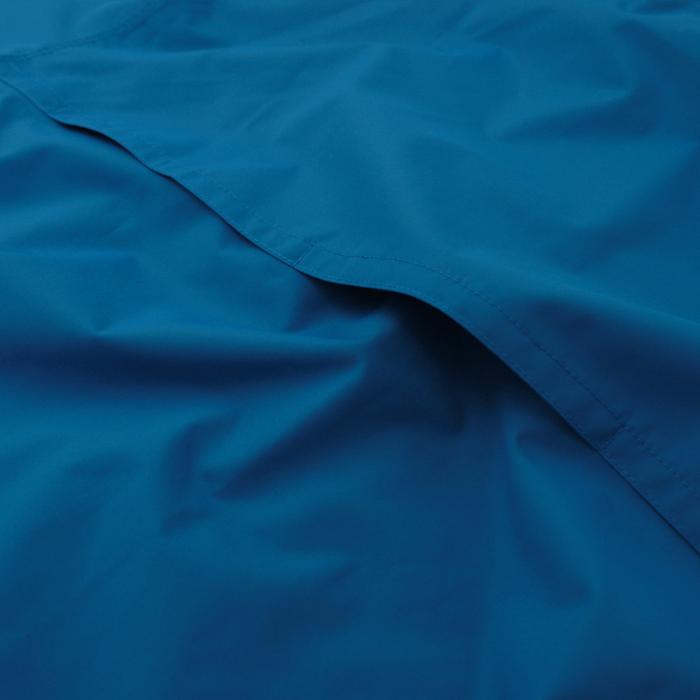 蒸れやすい背中にはメッシュタイプのベンチレーション付き。