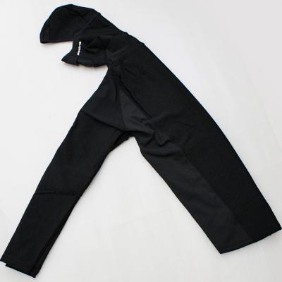 衣服にかかる余計な締め付けを回避して、スムーズなペダリングを可能にする設計