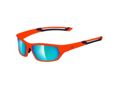 ORANGE FLUO MATT BLUE(A016)