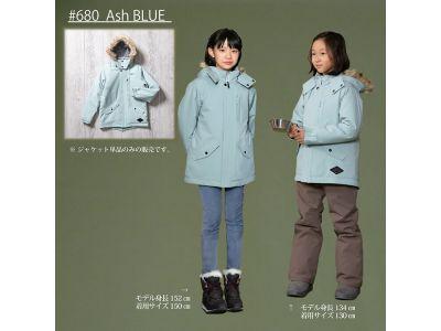 Ash BLUE(680)